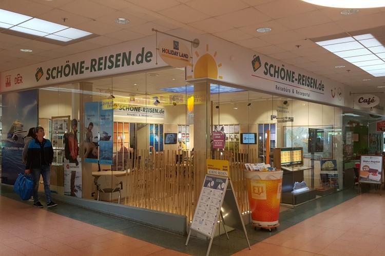 Reisebüro SCHÖNE-REISEN in Dresden am Fetscherplatz