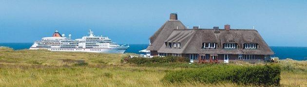 Kurzreisen mit Hapag Lloyd Kreuzfahrten