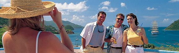 Segelkreuzfahrt Karibik mit Gro�segler Star Clippers