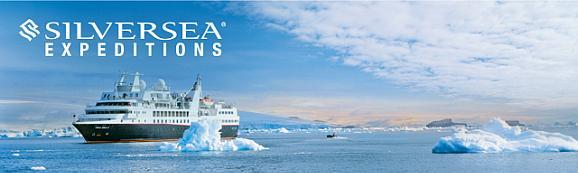 Silversea Expeditionskreuzfahrt Antarktis