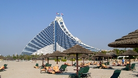 5* Jumeirah Beach Hotel, Dubai