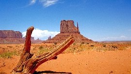 USA - Monument Valley sehen
