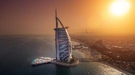 Luxushotel Burj al Arab