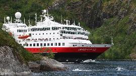 Hurtigruten mit MS Nordnorge