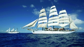 Sea Cloud & Sea Cloud 2