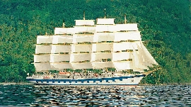 Royal Clipper Windjammer
