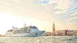 Silver Wind in Venedig
