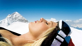 Skiurlaub in den Alpen