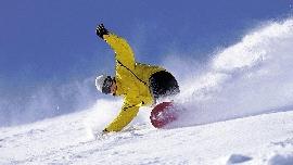 Skiurlaub für Snowboarder