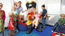 Kidsclub auf Mein Schiff