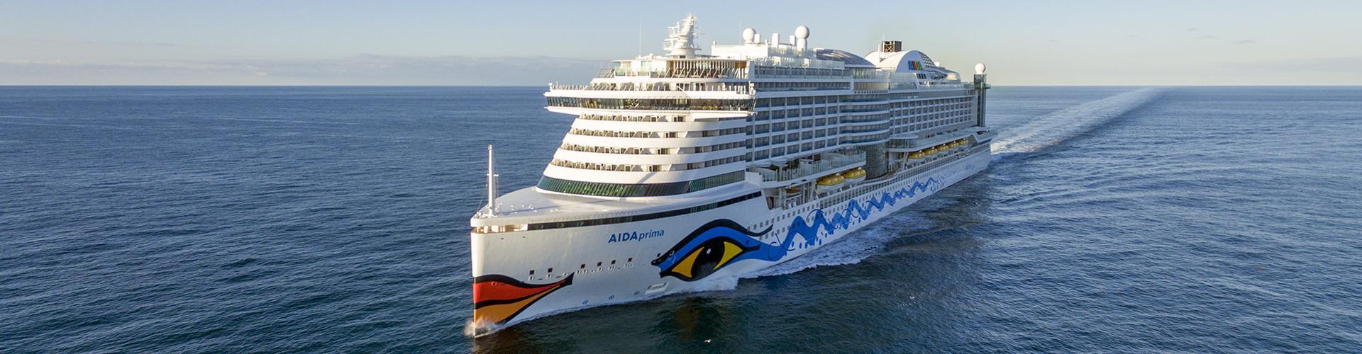 AIDA Kreuzfahrten zum Bestpreis