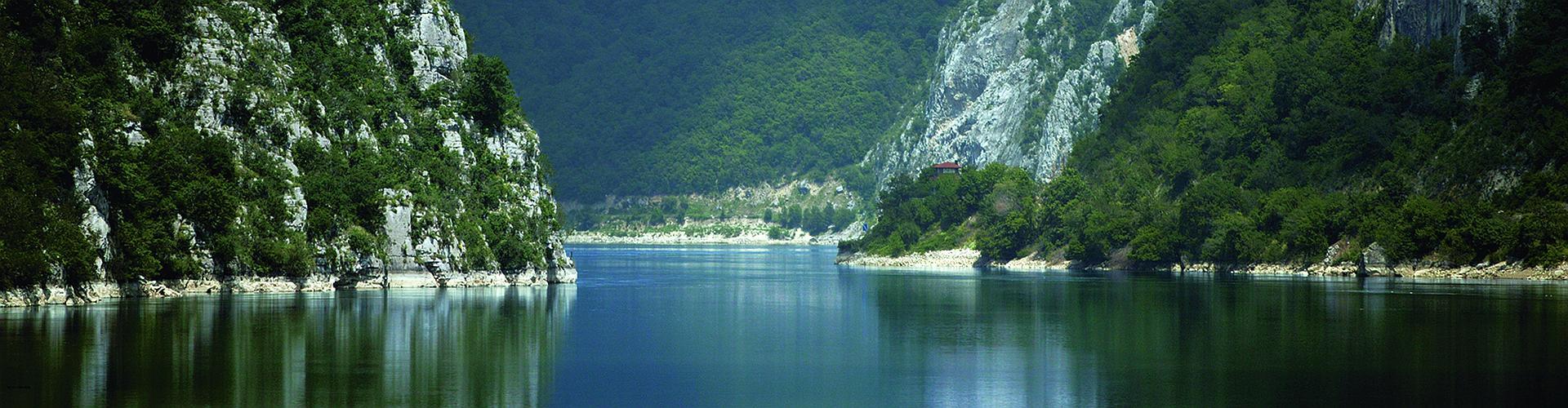 Katarakte an der Donau
