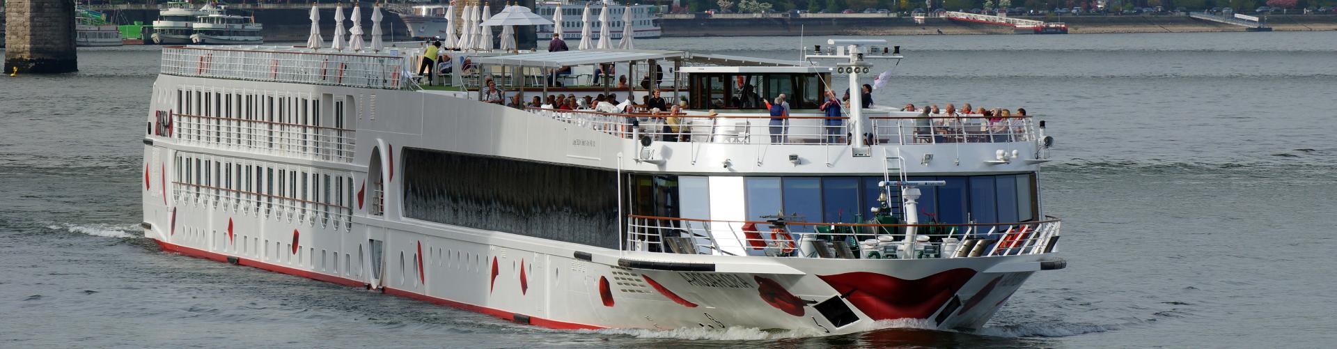 Premiumschiff A-ROSA Flora