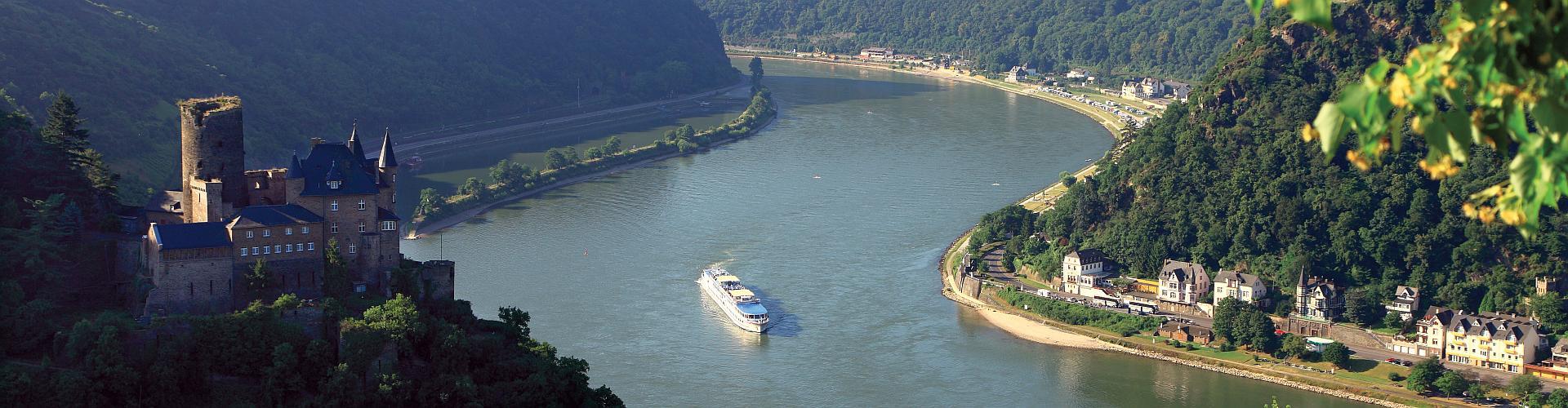 Flusskreuzfahrten Rhein erleben