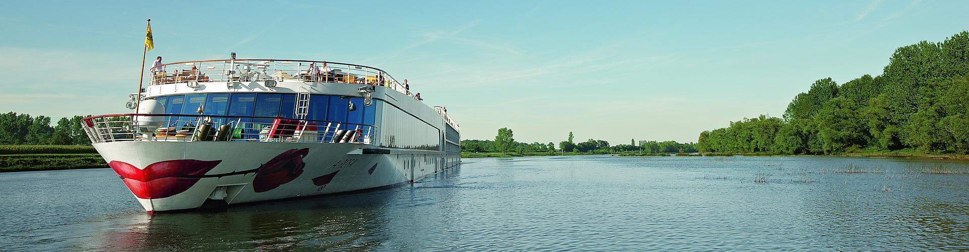 AROSA Flusskreuzfahrten auf Donau, Rhein, Mosel, Rhone, Seine