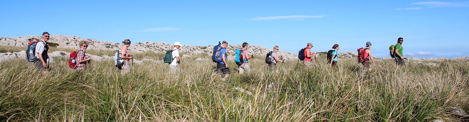 ASI Wanderreisen auf Mallorca