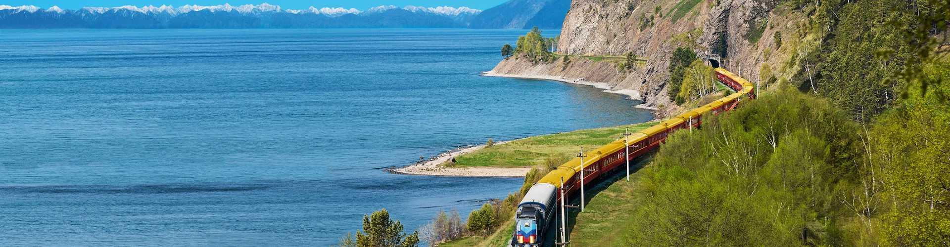 Reisetipp Transibirische Eisenbahn