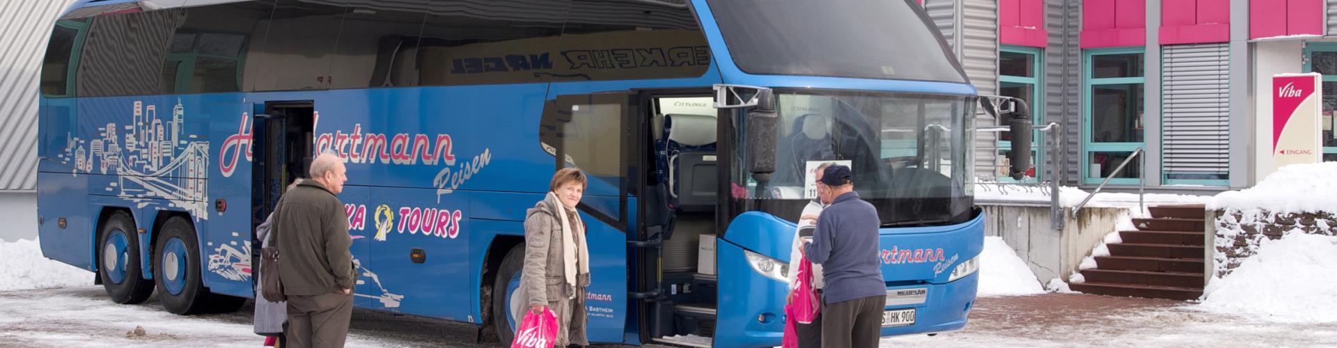 ONKA-TOURS Busreisen in Deutschland