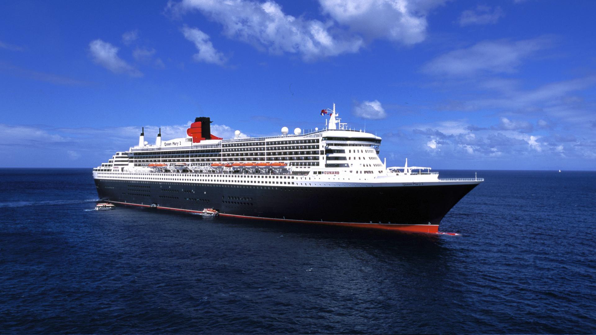 Cunard Line Luxuskreuzfahrt mit Queen Mary 2