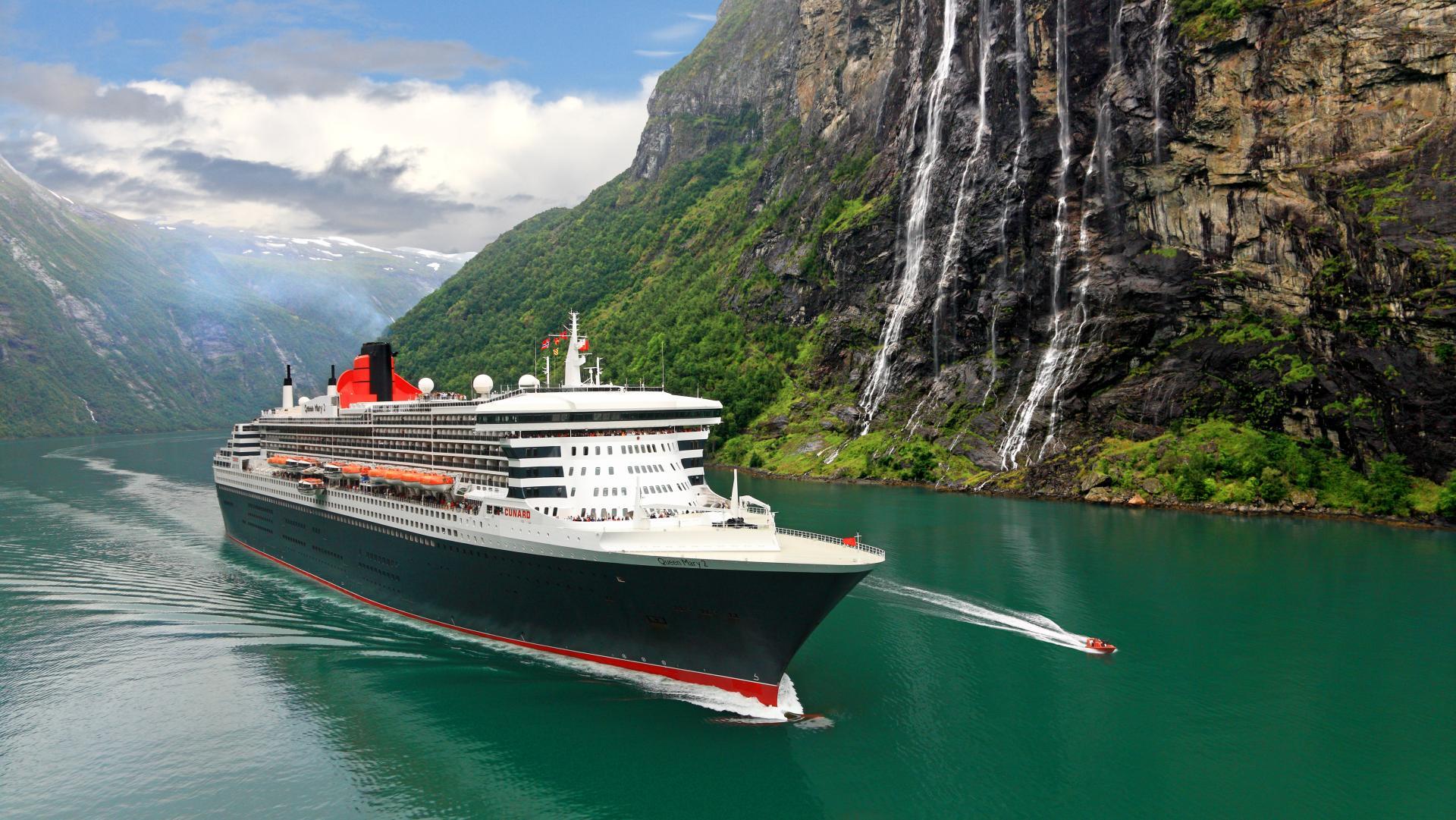 Cunard Line Luxuskreuzfahrt mit Queen Victoria