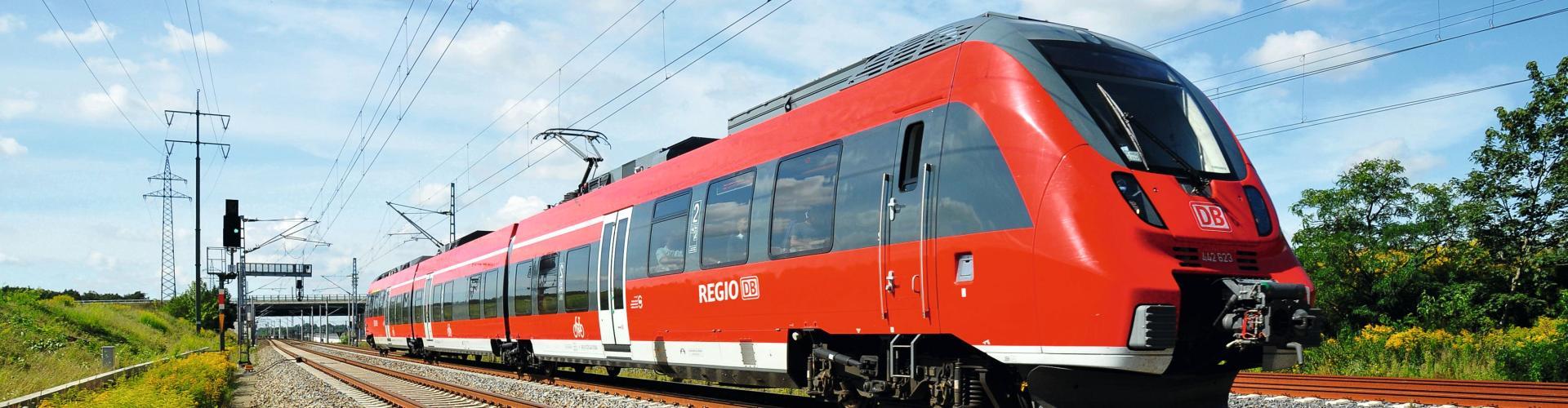 Deutsche Bahn Niedersachsenticket Single – Raus in die Natur - planen Sie jetzt Ihren Ausflug!