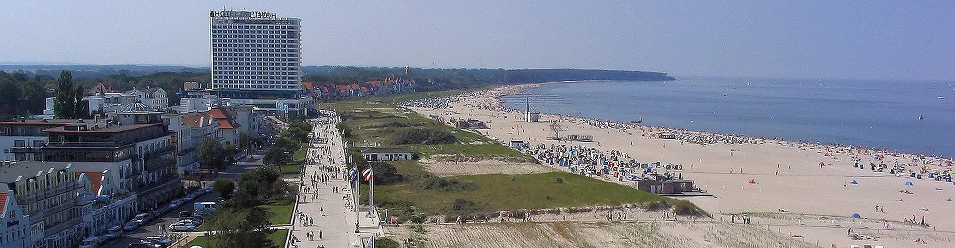 Strandurlaub an der Ostsee