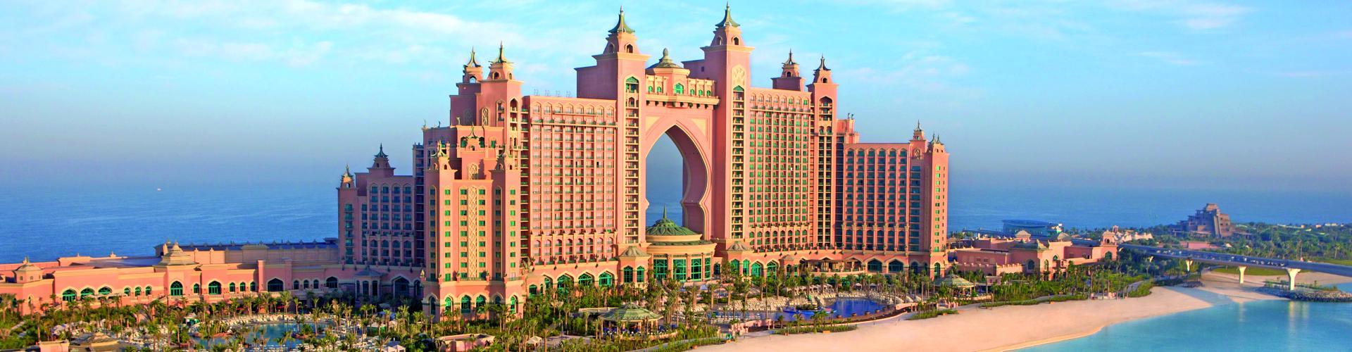 Hotel Atlantis, Dubai Palme