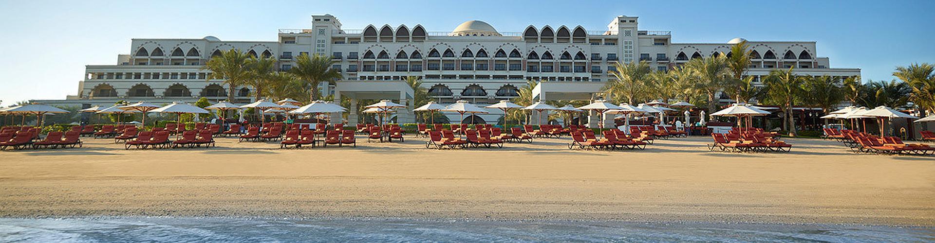 Jumeirah Zabeel Saray, Dubai Palme