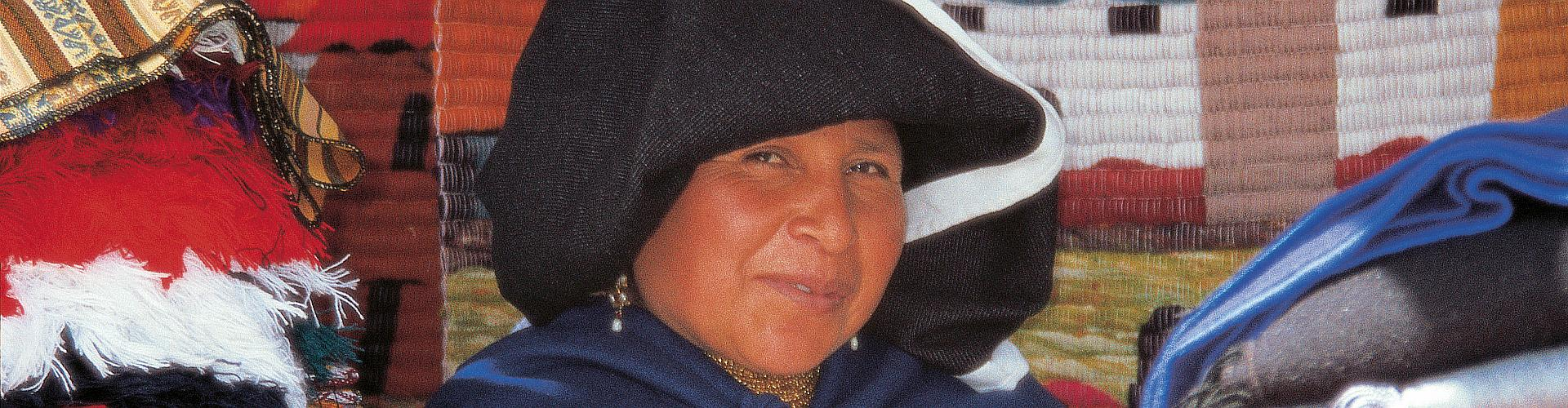 Ecuador Rundreise mit Bavaria Fernreisen