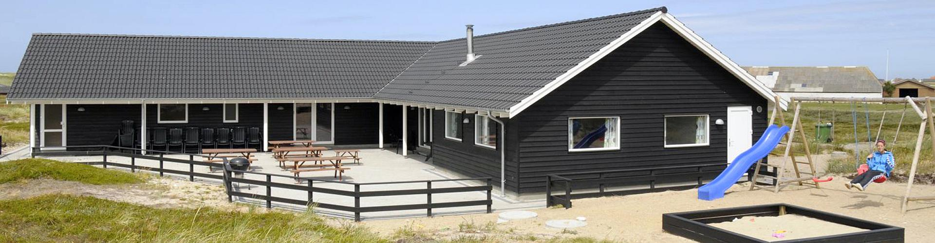 Ferienhaus mieten in Dänemark