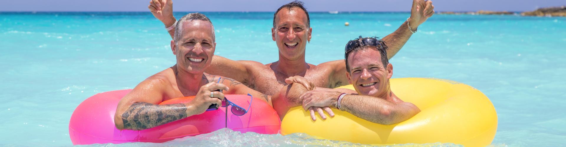 Gay Urlaub auf Mykonos