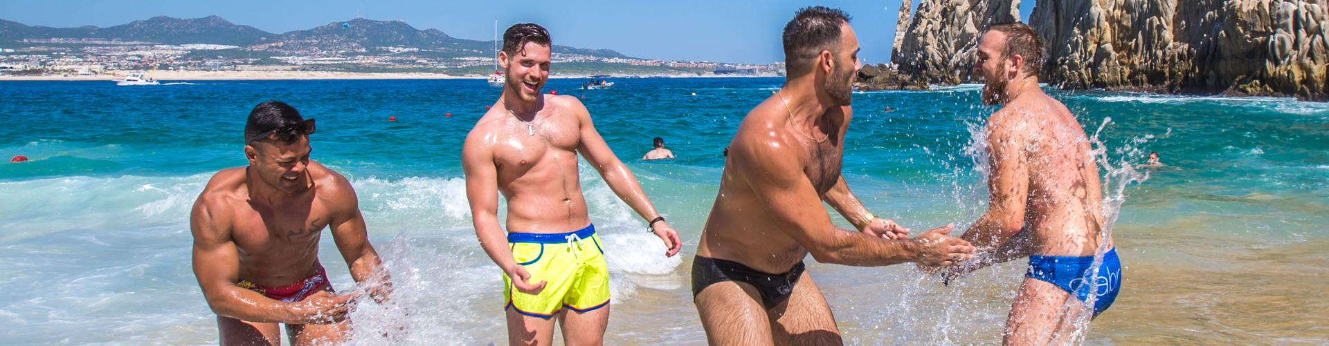 Gay Hotels direkt am Strand