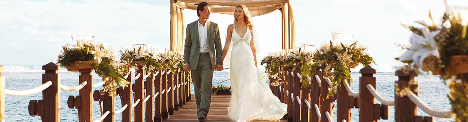 Hochzeitsreise nach Mauritius
