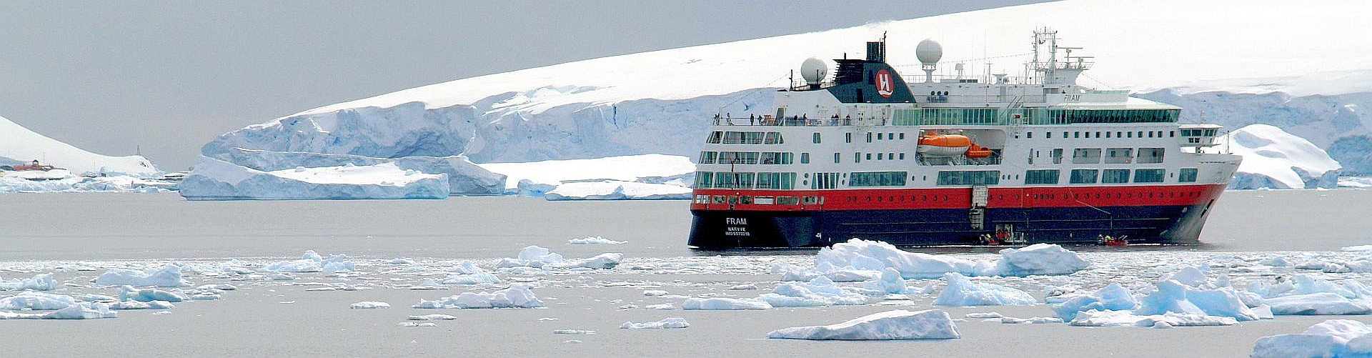 Grönland Expedition mit MS Fram