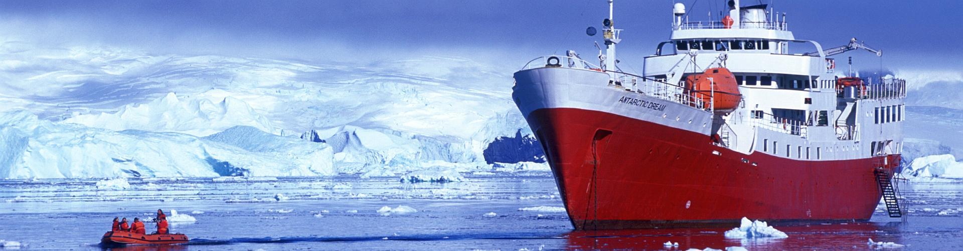 Antarktis Expedition mit Ikarus Tours