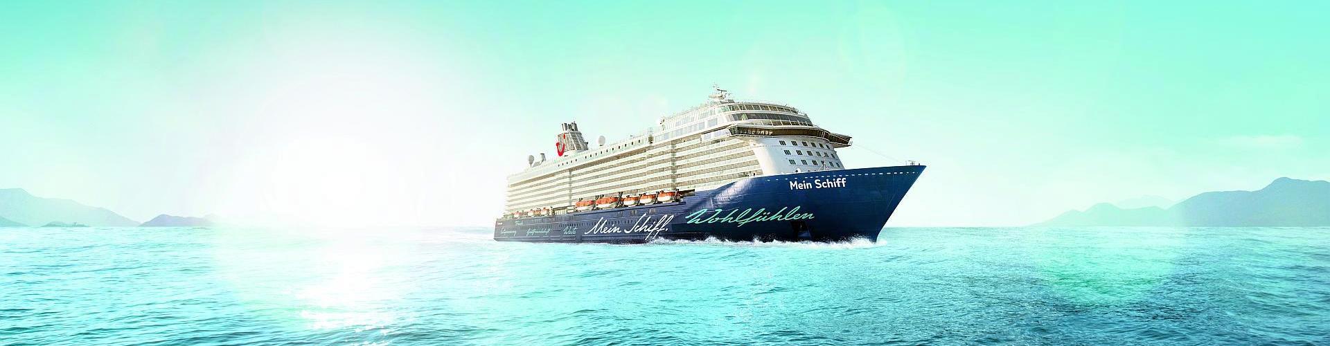 TUI Cruises Kreuzfahrt mit Mein Schiff