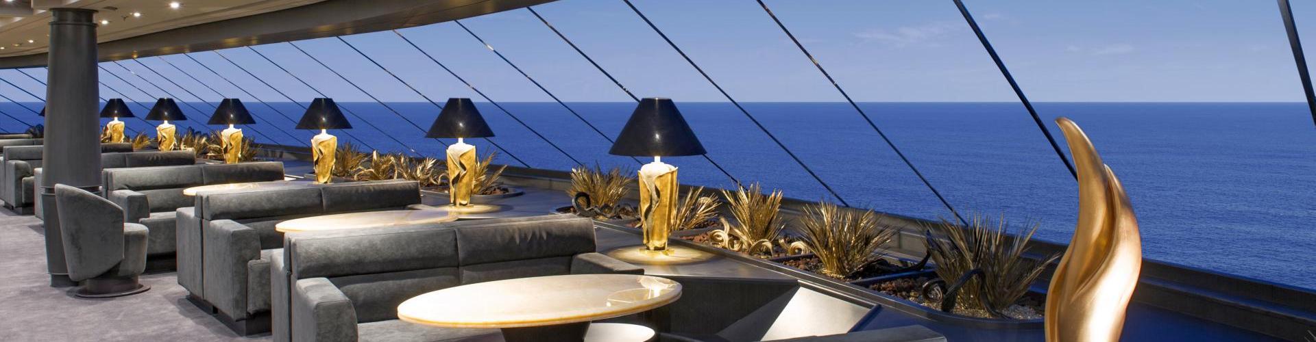 MSC Kreuzfahrten im Mittelmeer mit Yachtclub