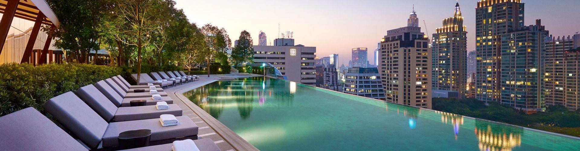 Park HYATT Bangkok zum HYATT Privé Preis