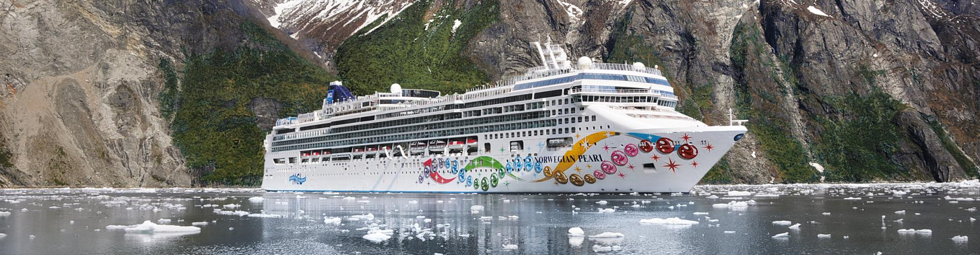 NCL Pearl vor Alaska