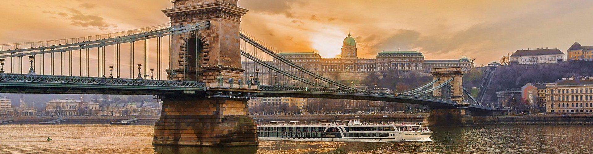 Flusskreuzfahrten auf der Donau