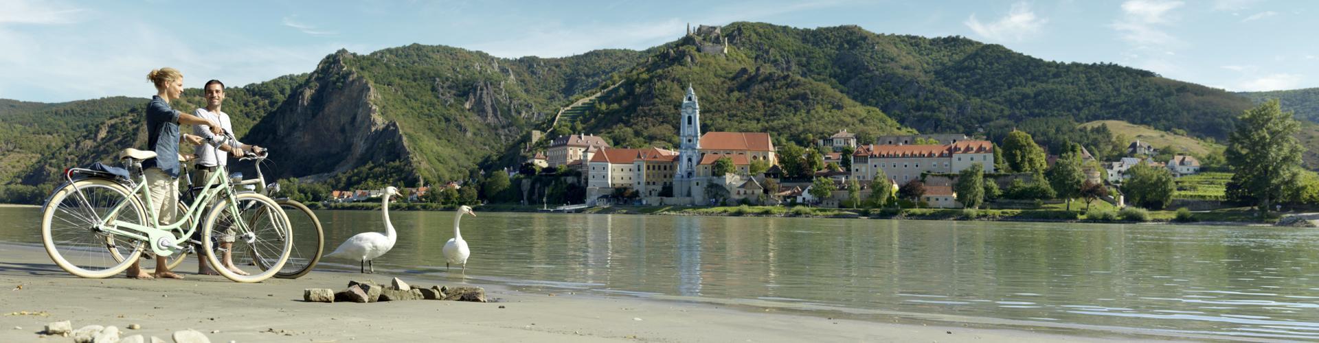 Radreisen auf dem Donauradweg