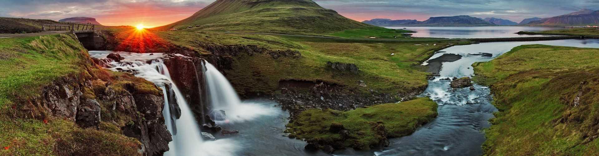 Wanderreisen auf Island erleben