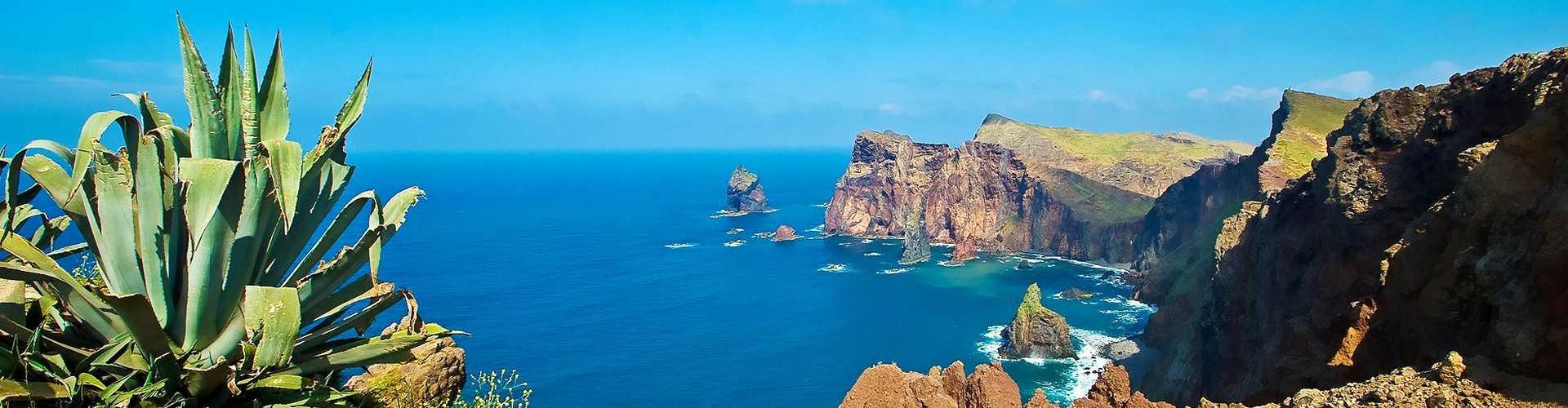 Traumhafter Wanderurlaub auf Madeira