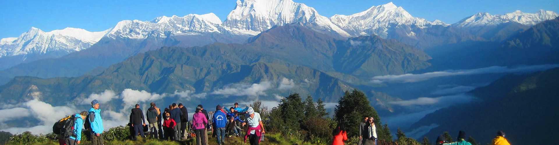 Nepal trekking!