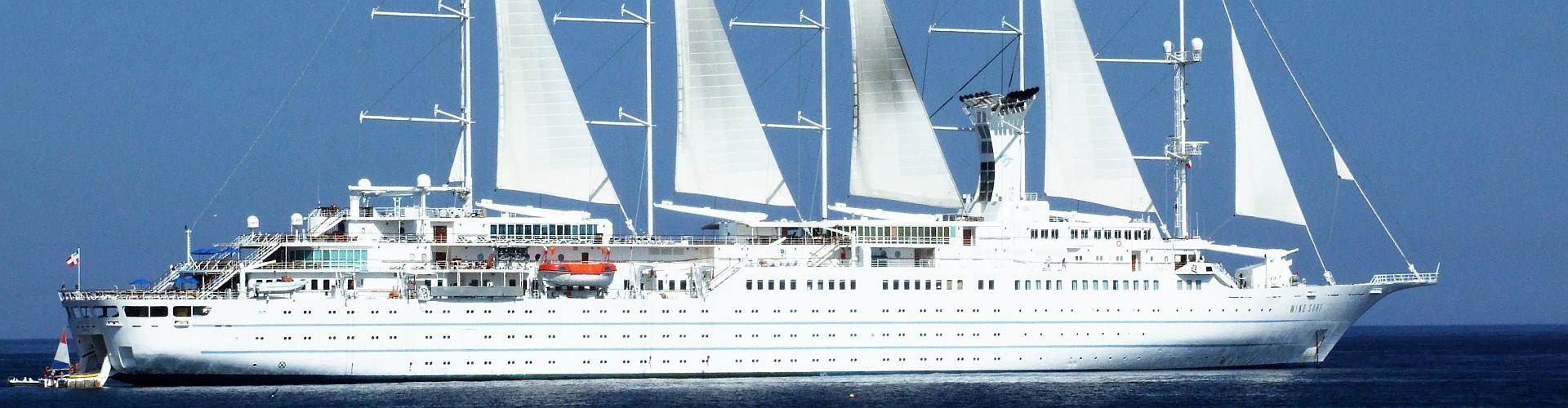 Club Med 2 Segelkreuzfahrt