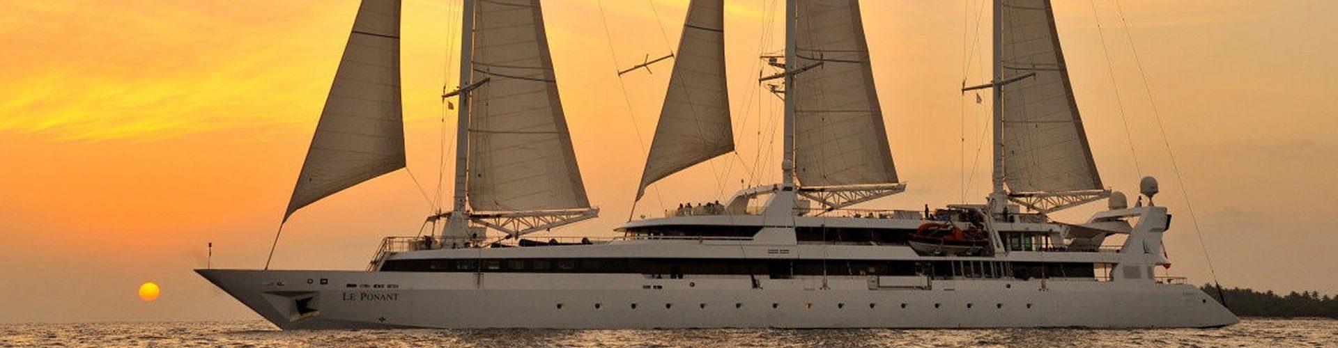 Karibik Kreuzfahrten mit Le Ponant