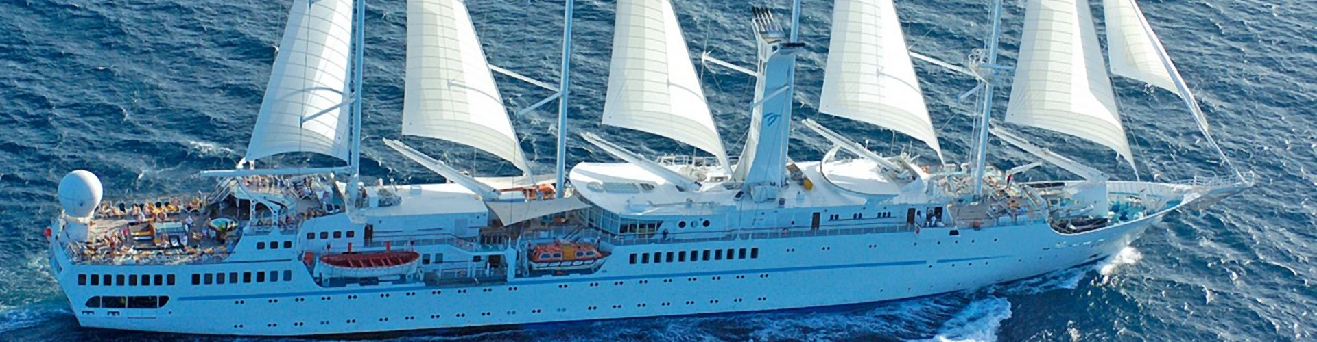 Mit Windstar Cruises die Karibikinseln genie�en