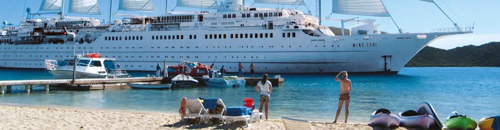 Windstar Cruises Segelschiff