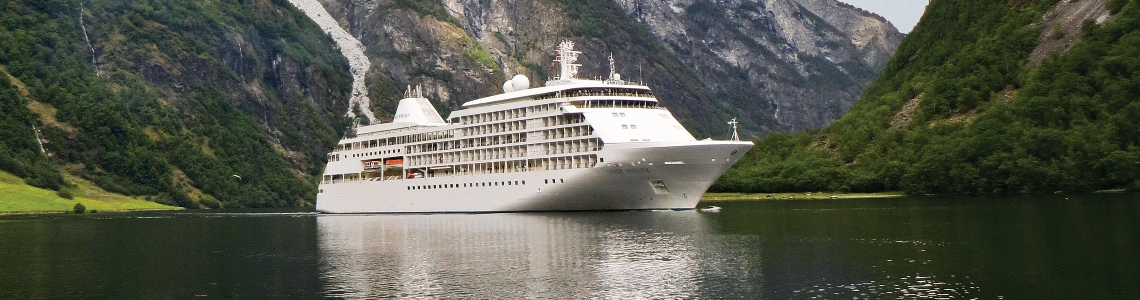Silver Whisper, Norwegen