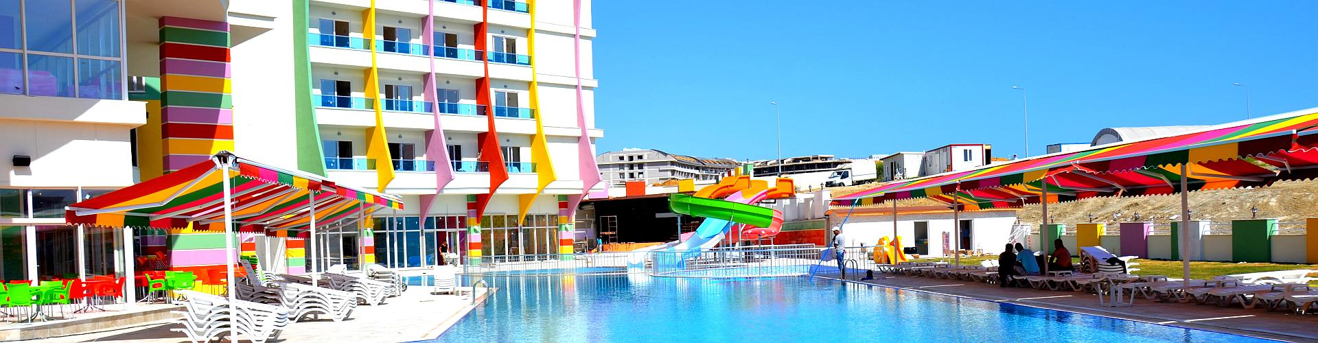 smartline Hotel The Clours West, Türkei